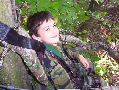Treestand Safety For Bowhunting From The Ground Up