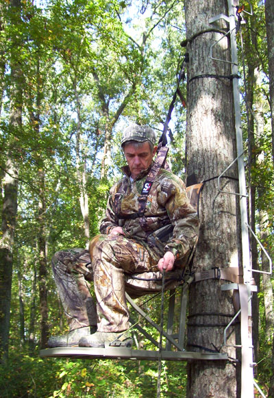What To Do If You Fall From A Treestand By Bowsite Com